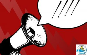 Denunciar irregularidades en seguridad e Higiene